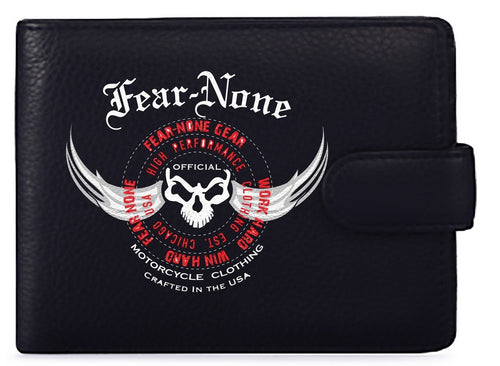 Official HEAVY-DUTY Biker Wallet