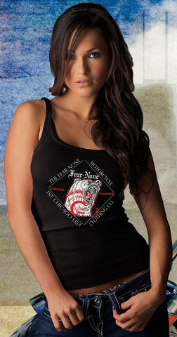 Womens Hex-Bear Tank Top