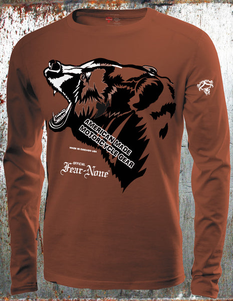 Men's KING Big Daddy Brown BEAR LIMITED EDITION