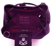 "Official FEAR-NONE Womens ""Kim's Badass Purple Rider"" Bag"
