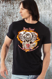 Knucklehead Fire-ENGINE Rider Shirt (Special Edition)