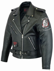 American Highway Legend Leather Jacket