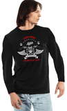 Long Sleeve American Handlebar Wings Shirt
