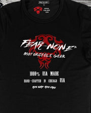 FEAR-NONE Logo Mark SE Rider Shirt