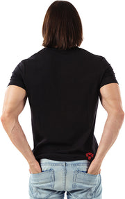 Men's Old School Arrow Rider (Cool Black)