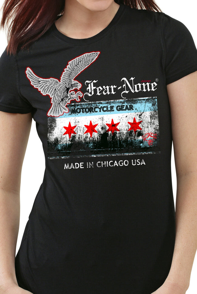Women's Old Chicago Rider Shirt