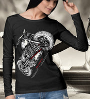 "Women's ""Extra Big Rider Logo"" Shirt"