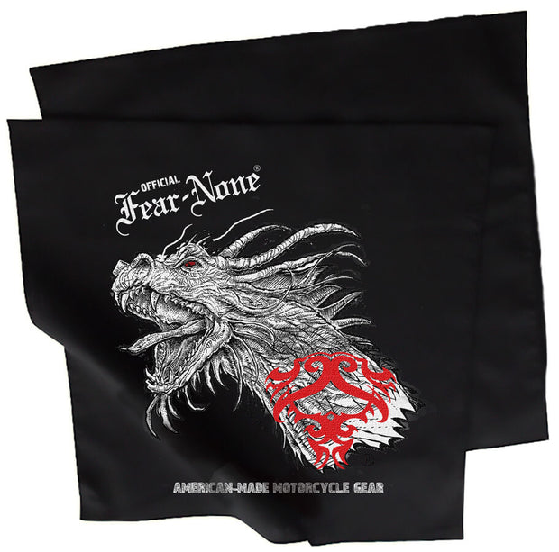 Old School Dragon Rider Bandana