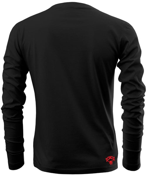 Men's Long Sleeve Skull Rider SE