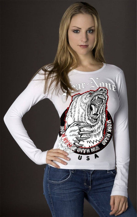 Womens HEX-BEAR Rider (Long Sleeve)
