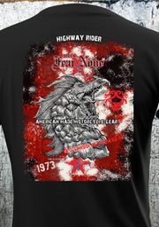 Men's 1973 Red Serpent Highway Rider