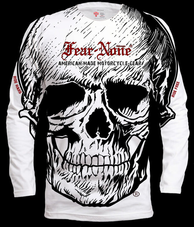 Womens Big Skull Cruiser (Long Sleeve Edition)