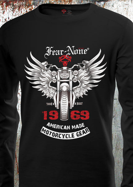 "Men's ""1969 Silver Wings"" Front Rider"
