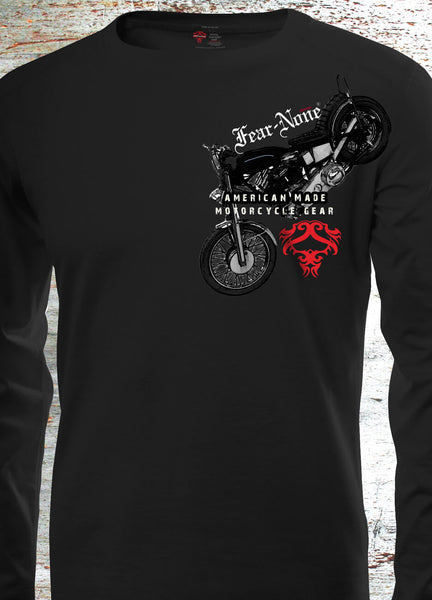 Men's Old School Shoulder Rider Shirt