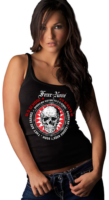 Ladies Dark-Fierce Tank