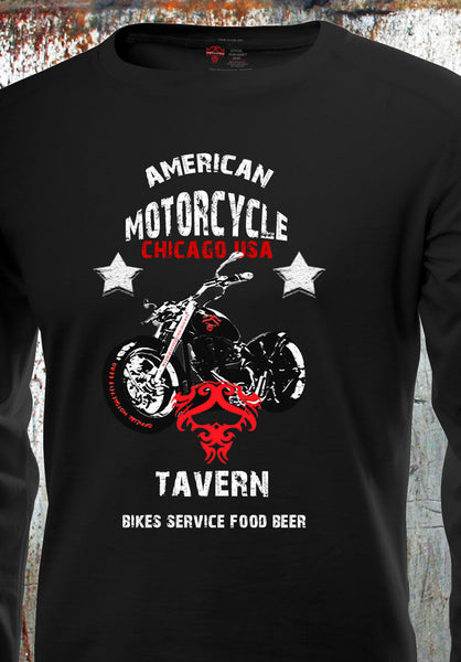Men's FEAR-NONE American Tavern Logo Rider