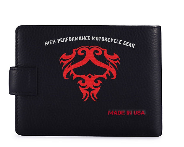 Official SKULL-COIN Biker Wallet