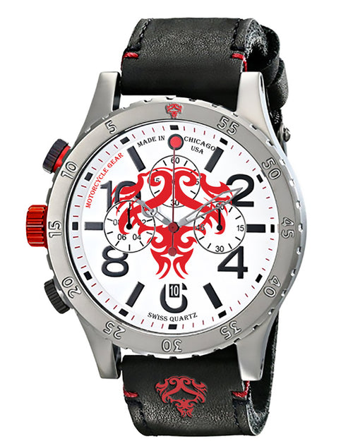 "Official FEAR-NONE ""Dragon Mark"" Rider Chrono"
