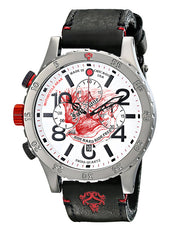 "Official FEAR-NONE ""Fire Eagle"" Rider Chrono"
