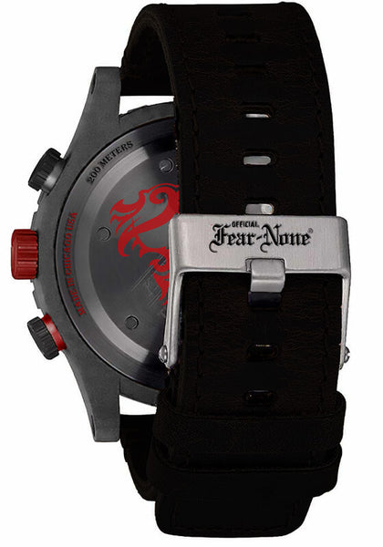 "FEAR-NONE ""Red Grande Eagle"" Chrono"