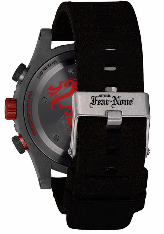 Official FEAR-NONE Eagle & Guns Rider Chrono