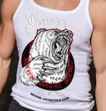 Mens King Bear Muscle Shirt