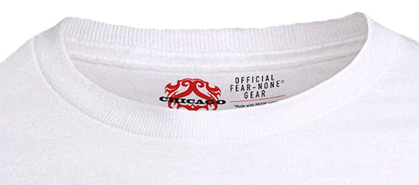 Fear None Gear Official Sticker