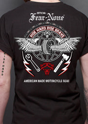 Men's Winged World Rider Shirt