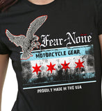 Women's Vintage Eagle Flag Rider Shirt