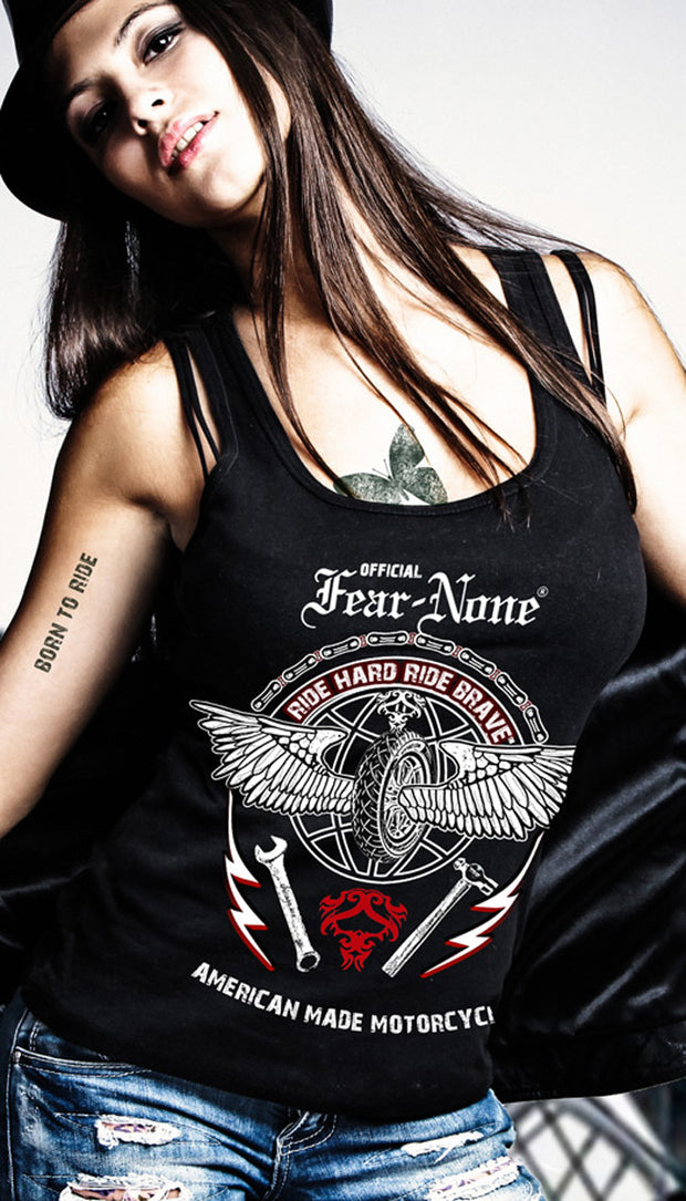 Women's Winged World Rider Tank