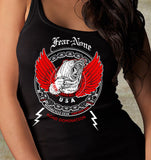 Womens Bear Dominator Tank