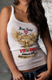 Ladies 69 Gold Wing Tank