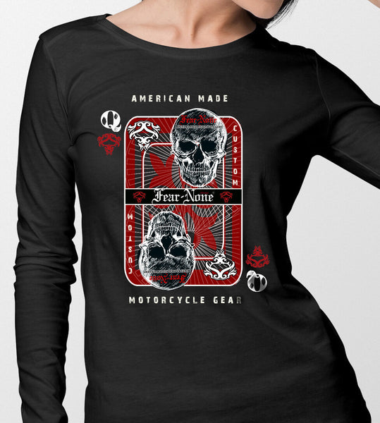 "Women's ""Queen of Skulls"" Shirt"