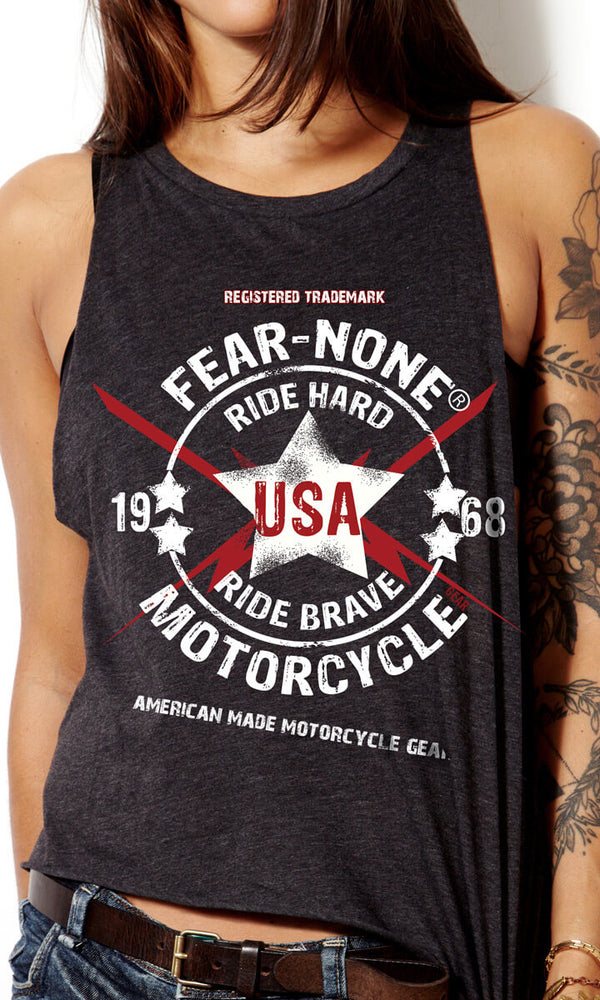 Women's Star Lightning Rider Tank