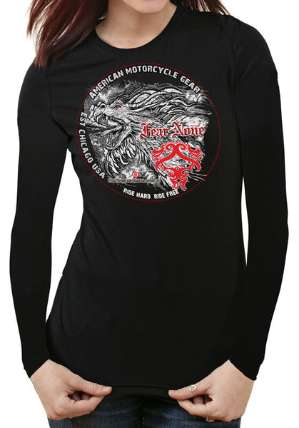 Womens Dragon Coin Road Master