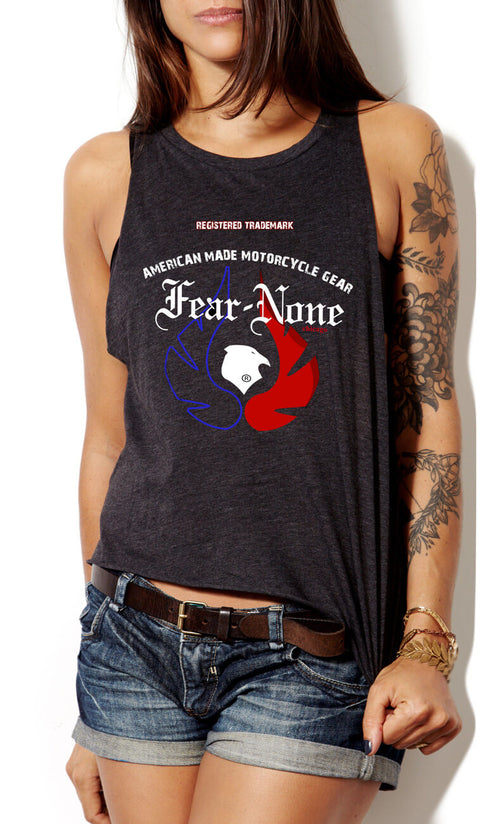 Women's American Iron Eagle Rider Tank