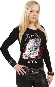 The Women's King Bear Long Sleeve
