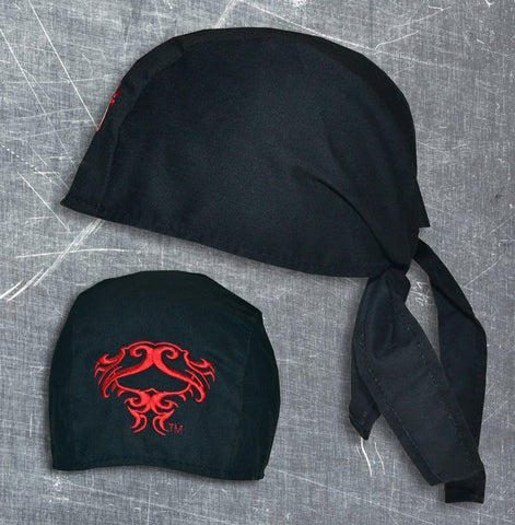 Official Embroidered Headwrap