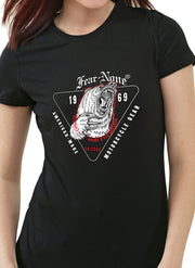 Womens Classic Triangle-Bear Shirt