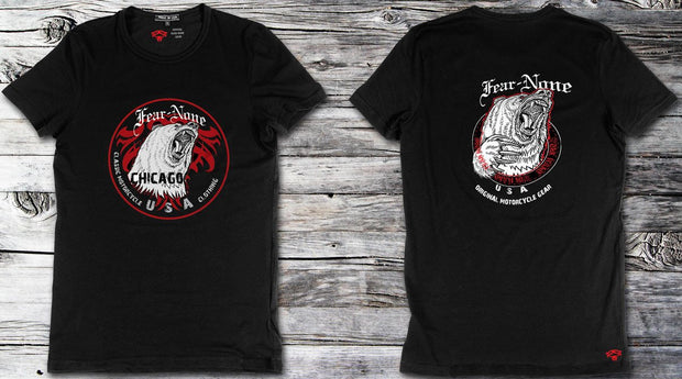 FEAR-NONE Gear American Legend motorcycle shirt