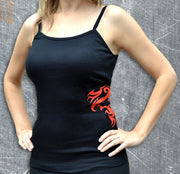 "Ladies ""The Loop"" Spaghetti Strap Shirt"