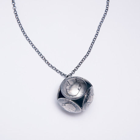 George Sphere Necklace