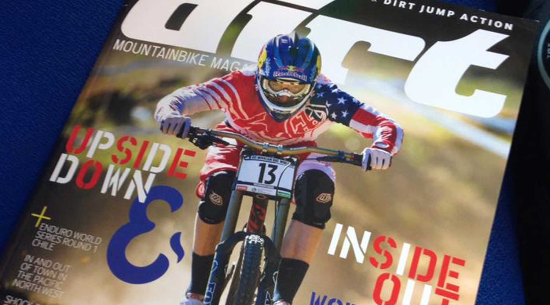DIRT MAGAZINE from the Cairns World Cup Launch