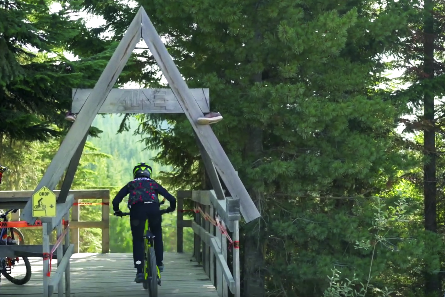 Ride Like a Girl | A Line Whistler