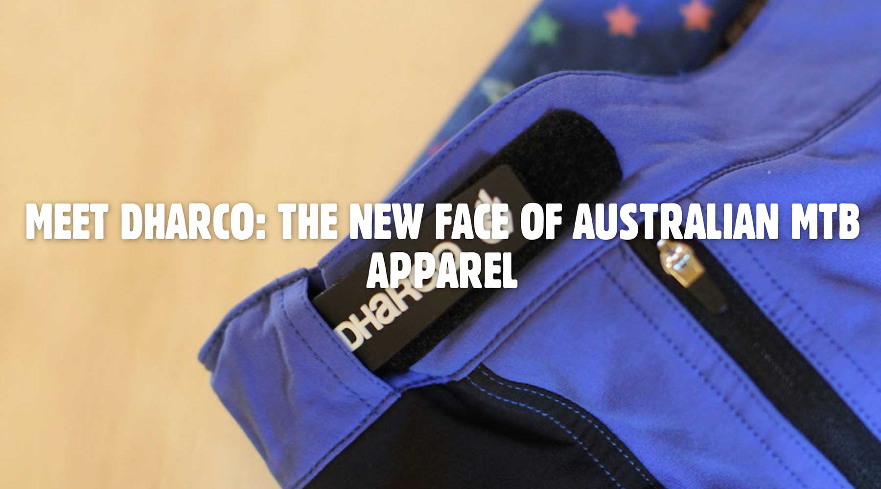 "Flow Mountain Bike ""The New Face of Aussie MTB Apparel"""