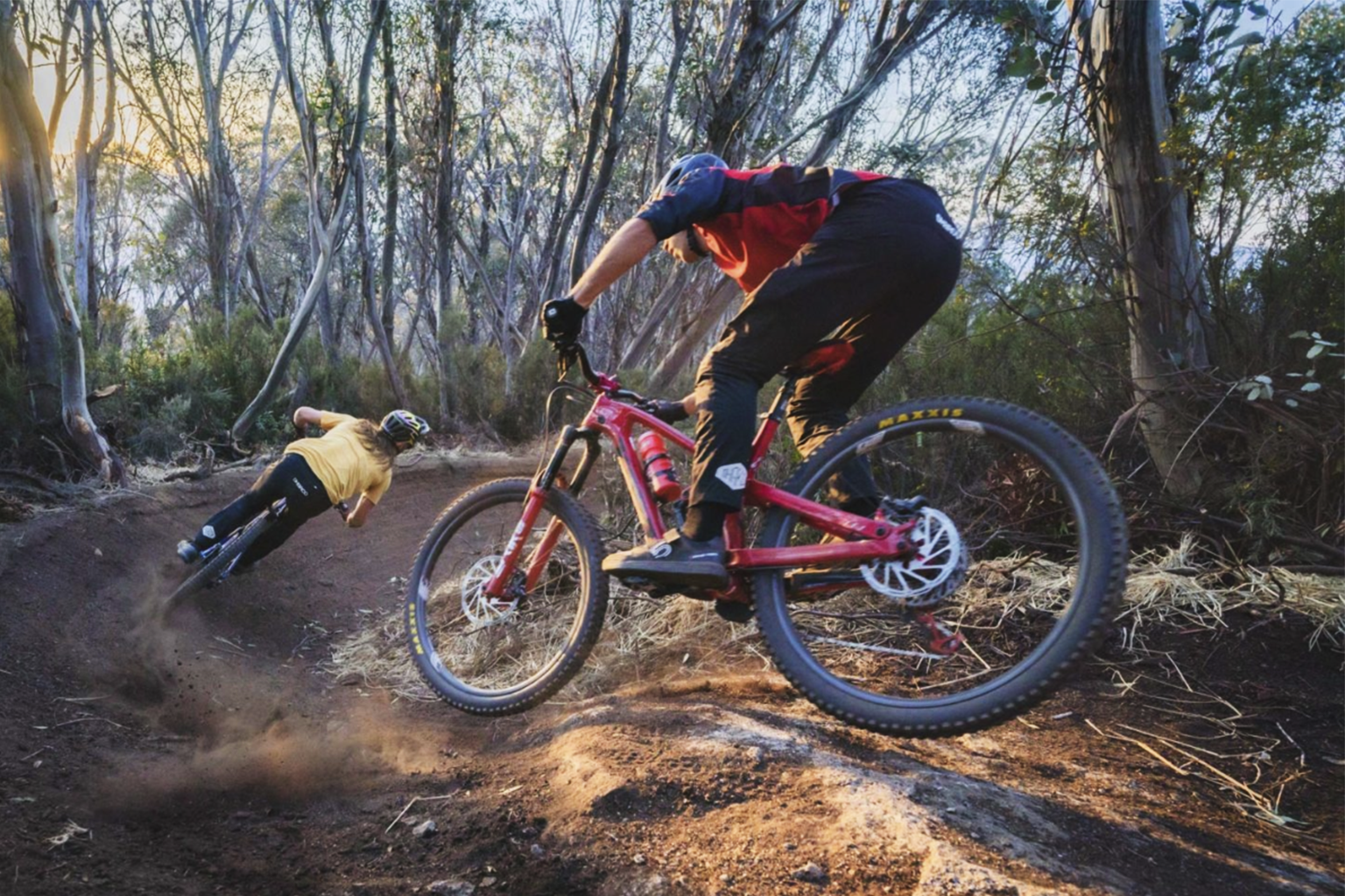 Must Ride: Thredbo's New Trail, Ricochet