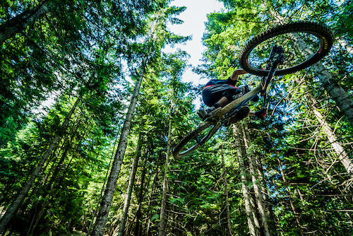 INFUSION: Tyson Wise in Whistler