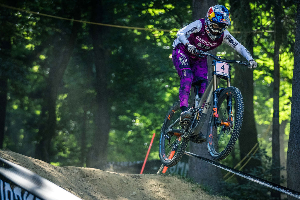 COMMENCAL MUCOFF DH WORLD CUP ROUND 3 MARIBOR