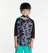 Youth 3/4 Sleeve Jersey | Party Stealth