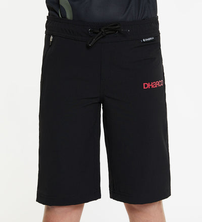 Youth Gravity Shorts | Black